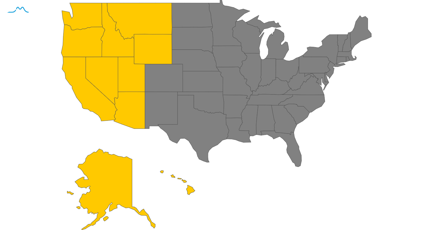 Serving The Western United States